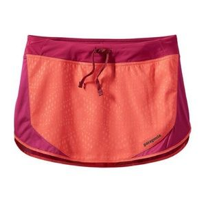 Patagonia Running Skort size M only worn once!